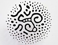 Craig Ward // Ferrofluid Typography