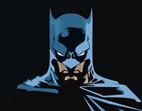 BATMAN Wallpaper Design