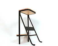 The Basic : bar stool
