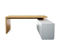 3d model: Cubo Office Line by Sudbrock