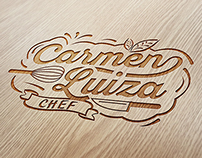 Carmen Luiza Chef | Branding