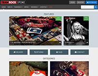 TeamRock - TeamRock Store