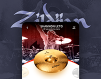 Zildjian - The cymbal maker app