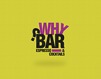 Why Espresso Bar Logo