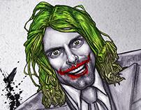Kurt Cobain Joker