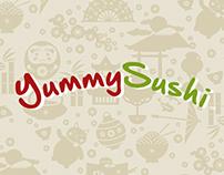 Yummy Sushi at Yummy Market