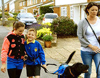 Dogs For Good: Thomas & Autism Assistance Dog Briggs