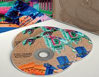 Redesign CD - BaianaSystem - Duas Cidades