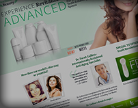 Revitalized Beauty Website Design