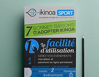 Infographie - 7 bonnes raisons d'adopter Ikinoa