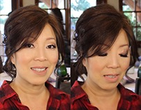 Mother of the Bride - Makeup