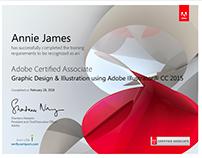 Adobe Illustrator Certification