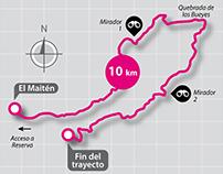 Mapas Trekking