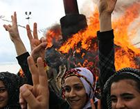 KURDISH NEW YEAR - NEWROZ