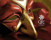 QFC Teatro | BRAND DESIGN