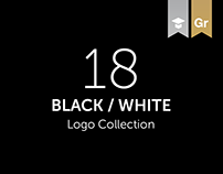 Black and White logopack
