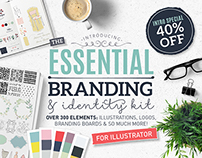 The Essential branding & identity kit