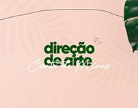 Direção de Arte - Canto de Minas // Art Direction