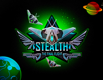 Stealth - The Final Flight (Game Logo)