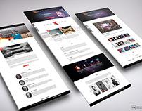 TEDxLjubljana - Web redesign