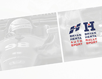 Bryan Herta Autosport / Rallysport Branding