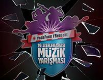 Vodafone / Freezone 19. Liselerarası Müzik Yarışması