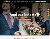 Projeto Site Invip