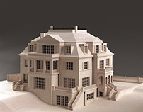 ARCHITECTURE MODELS | made at Monath + Menzel