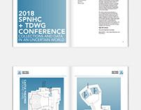 2018 SPNHC + TDWG Conference Programme