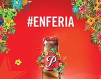 Campaña Feria de las Flores 2015 - Pilsen Cerveza