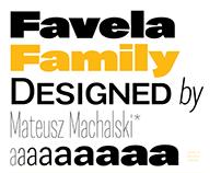 Favela – Type Family