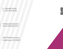 business card_