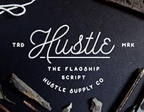 Hustle Script (Lettering & Type)