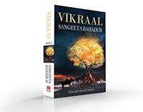 Book Cover - Vikraal by Sangeeta Bahadur