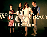 Will & Grace italian promo