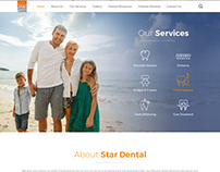 Best Dental Health Based Website Design by Nexstair
