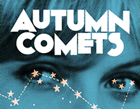 AUTUMN COMETS / GIGPOSTERS