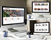 Avangard, Real Estate Website