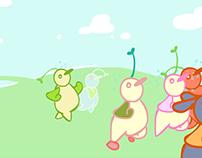 Limp-walk Animation