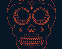 Calavera - Illustration