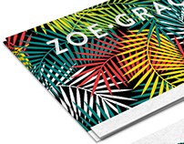ZOE GRACE / Brand Identity + Website Design