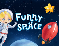 Funny Space Toys