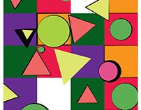 Calendário - Aromas Abstratos