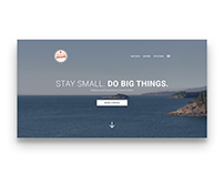 MicroBrand Agency Website Refresh