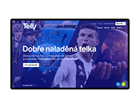 Telly – digital design overview
