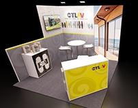 OTLAV booth