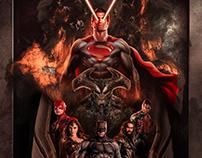 Justice League Posters SnyderCut