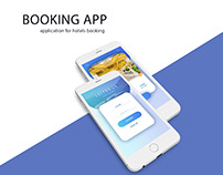 App for hotels booking