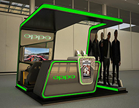 OPPO Booth _ Fast and Furious 7