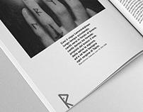 Runes - Typographic Folio